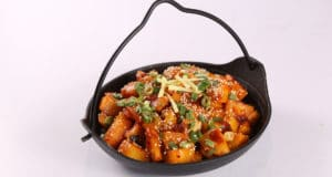 Honey Chilli Potatoes | Quick Recipe