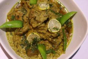 Lemon Chili Chicken Recipe | Dawat