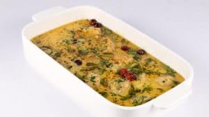 Moong Daal Pakora Kadhi Recipe | Dawat