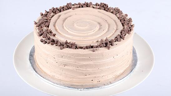 Multi Chocolate Chips Cake Recipe | Masala Mornings