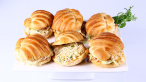 Prawn Salad Sandwiches Recipe | Masala Mornings