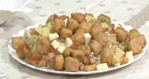 Potato Bean Salad Recipe | Tarka