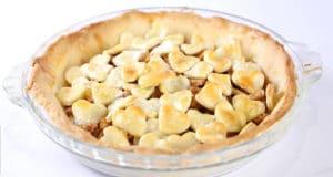 Puff apple pie Recipe | Food Diaries