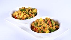 Sabzi Qeema Recipe | Tarka