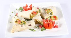 Samosa Burrito Recipe | Dawat