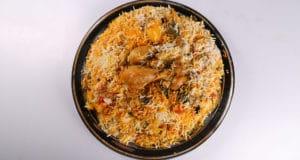 Sindhi Biryani | Quick Reci