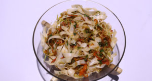 Singaporean Rice Noodles Recipe | Dawat