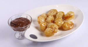 Toffee Bananas and Apples Recipe | Food Diaries