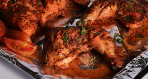 Tandoori Chicken Recipe | Tarka