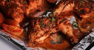 Tandoori Chicken Recipe | Tarka