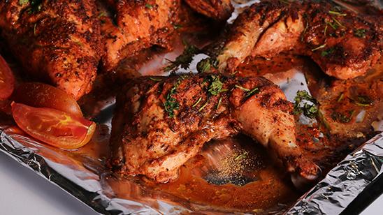 Tandoori Chicken Recipe   Tarka