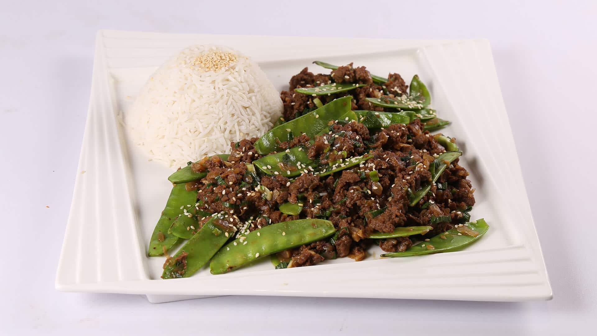 Teriyaki Beef Recipe | Food Diaries