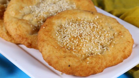 Til Walay Naan Recipe | Tarka