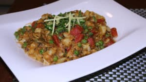 Vegetable Katakat Recipe   Flame On Hai