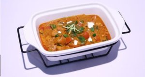 Vegetable Butter Chicken Recipe | Flame On Hai