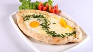 Georgian Cheese Bread Recipe | Dawat