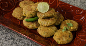 Aloo Daal Ki Tikki Recipe | Food Diaries