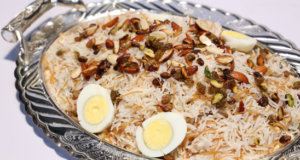 Arabic Rice Recipe | Lazzat