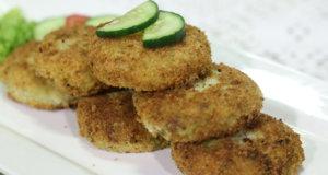 Chicken Malai Cutlets Recipe | Lazzat