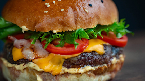 Chapli Burger Recipe | Tarka