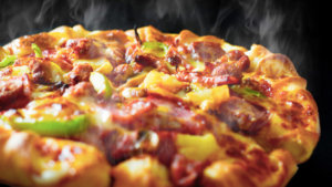 Chicken Tikka Pizza Recipe | Food Diaries