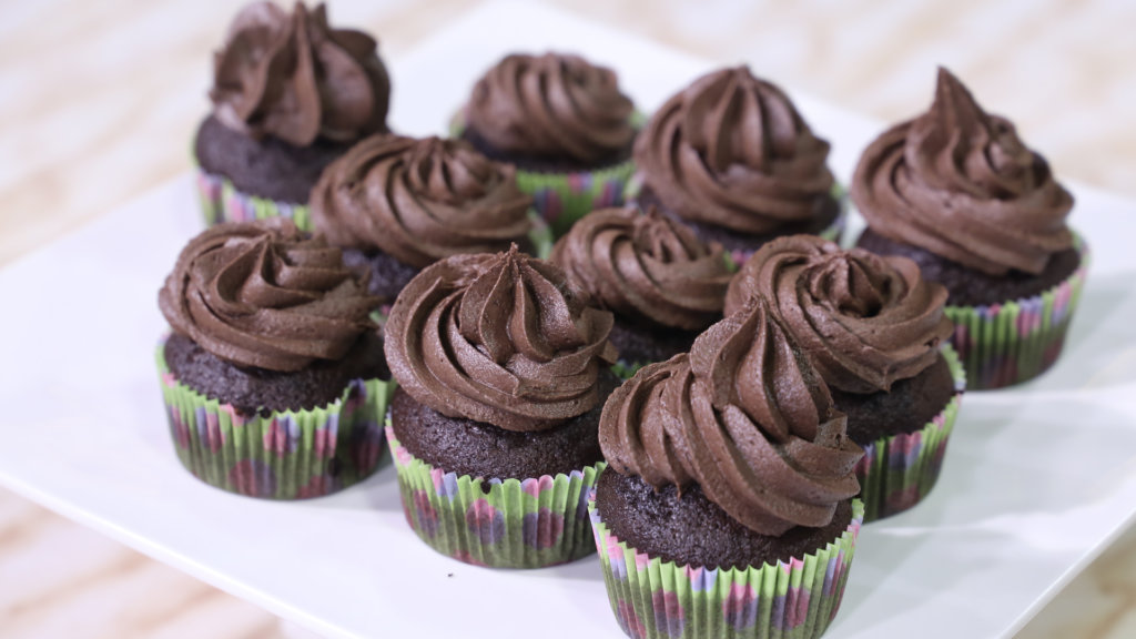 Chocolate cupcakes Recipe | Food Diaries