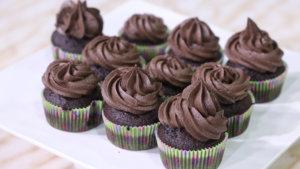 Chocolate cupcakes Recipe | Food Diaries