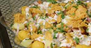 Dahi Bondi Chaat Recipe | Dawat
