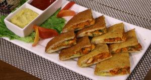 Fried Shawarma Pockets Recipe | Flame On Hai