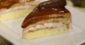 Hazelnut Pastries Recipe | Flame On Hai