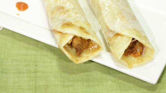 Lahori Fish Wraps Recipe   Flame On Hai