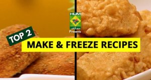 Top 2 Make & Freeze Recipes