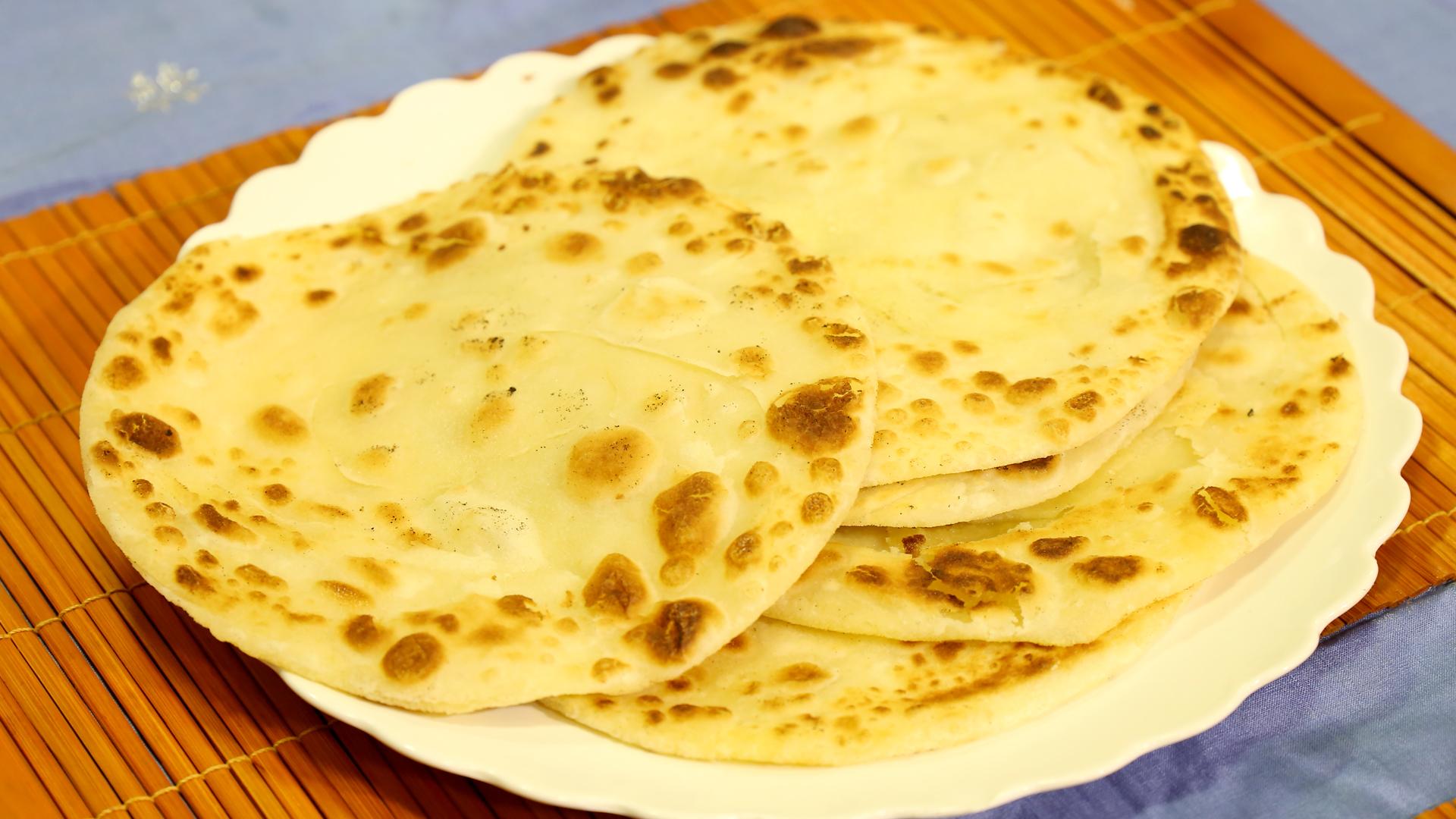 Makhani Paratha Recipe   Tarka