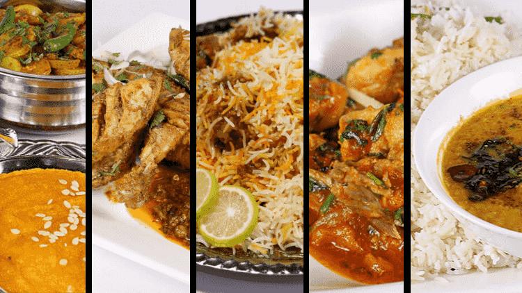 5 Pakistani Foods