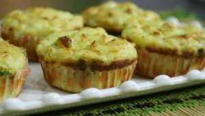Potato Muffins Recipe | Flame On Hai