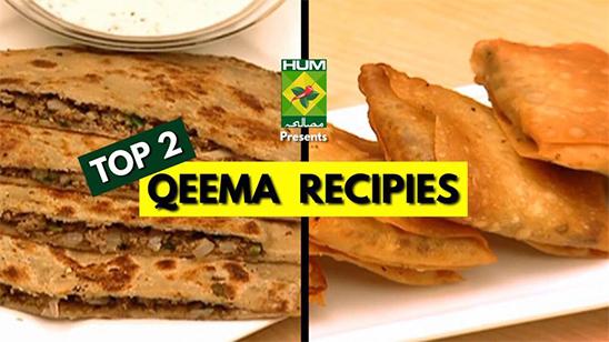 Top 2 Qeema Recipes | Quick Recipe