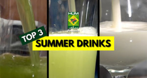Top 3 Summer Drinks | Quick Recipes
