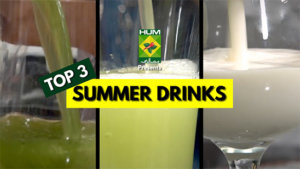 Top 3 Summer Drinks | Quick Recipes