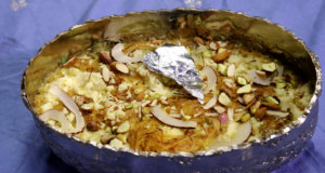 Zafrani Sawaiyan Recipe | Tarka