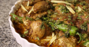 Chicken Angara Karahi Recipe | Lively Weekends