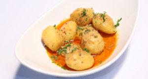 Dum Aloo Recipe | Dawat