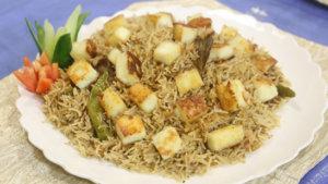 Paneer Yakhni Pulao Recipe   Dawat