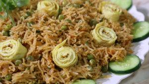 Thai Fried Rice Recipe | Lazzat