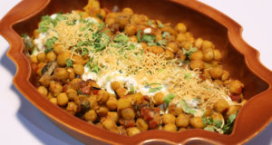 Baghare Chana Chaat Recipe | Food Diaries