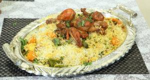 Banarasi Tandoori Biryani Recipe | Tarka