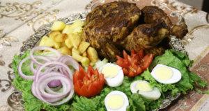 Barbeque Masala Roast Recipe | Lazzat