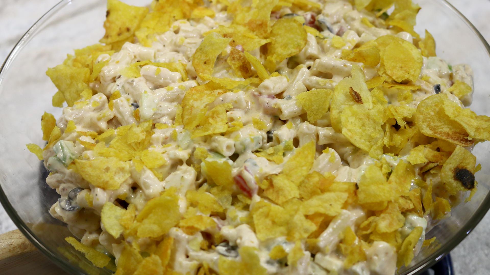 California Chicken Salad Recipe | Masala Mornings
