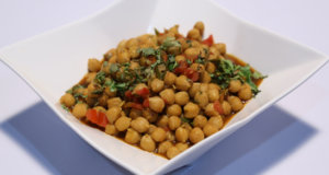 Chickpea Curry Recipe | Food Diaries