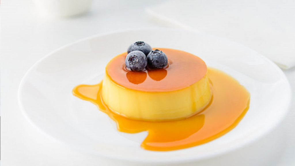 Caramel Pudding Recipe | Lively Weekends