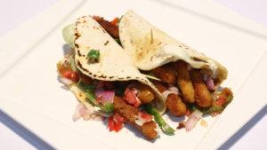Chicken Fajita Wraps Recipe | Lively Weekends
